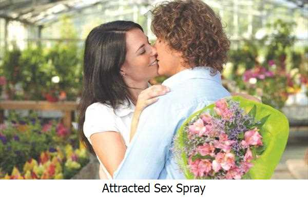 Attracted Sex Spray