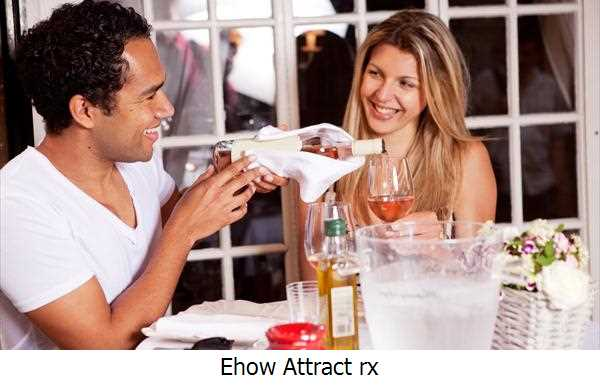 Ehow Attract rx
