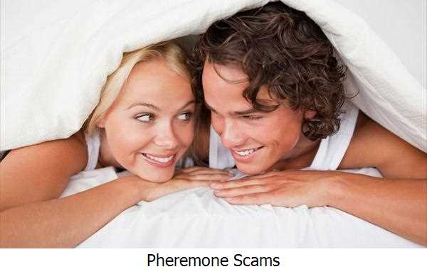 Pheremone Scams