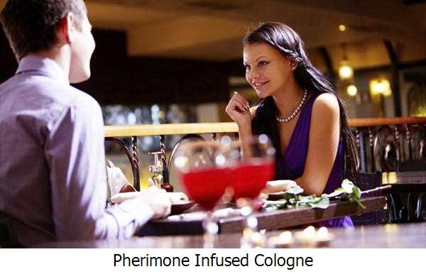 Pherimone Infused Cologne