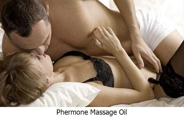 Phermone Massage Oil