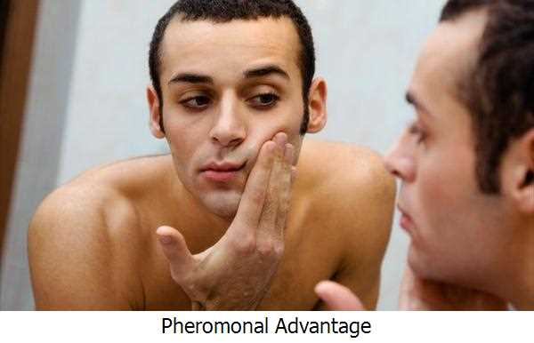 Pheromonal Advantage