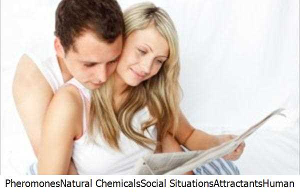 Pheromones,Natural Chemicals,Social Situations,Attractants,Human Sweat