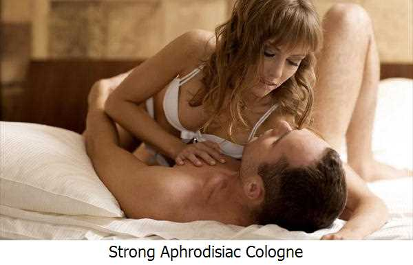 Strong Aphrodisiac Cologne